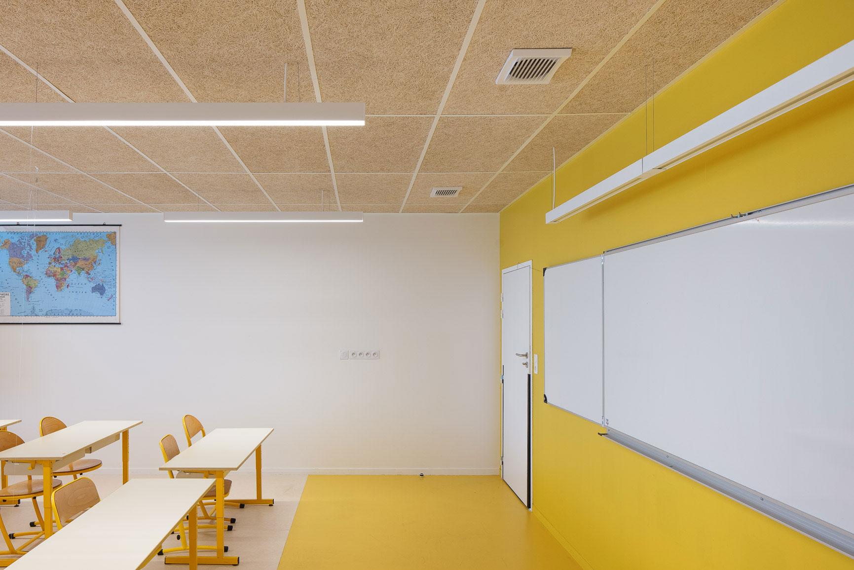 MKH Architecte Ecole primaire Bougenais 44